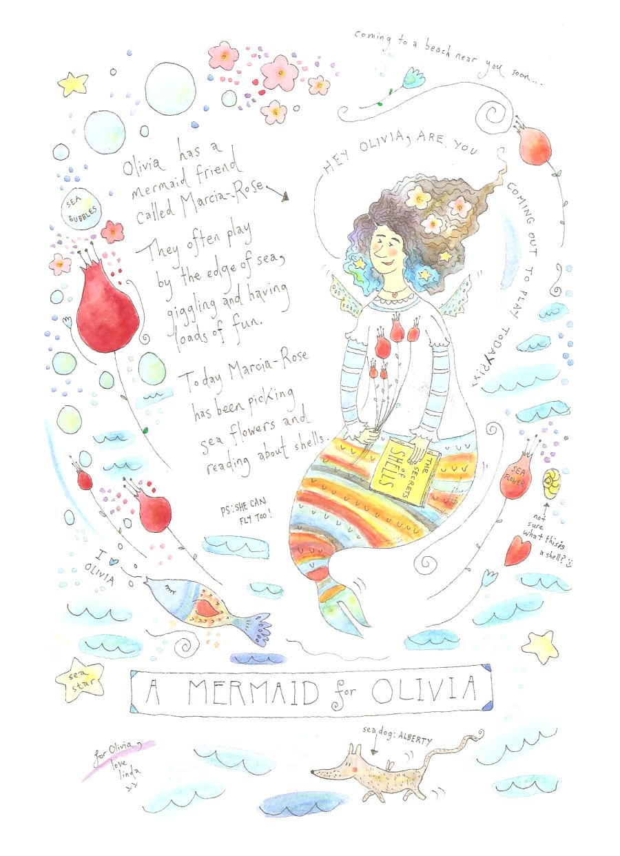 olivia's mermaid