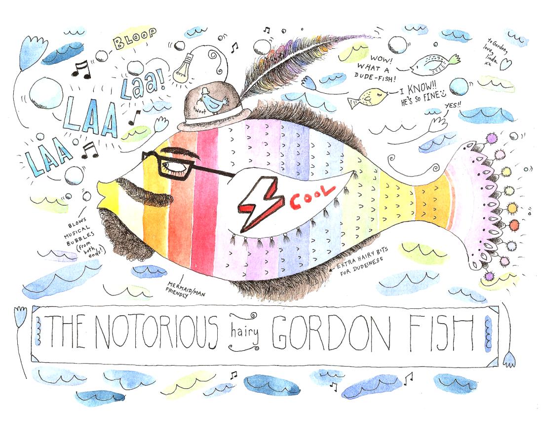 The Nororious, Hairy GordonFish